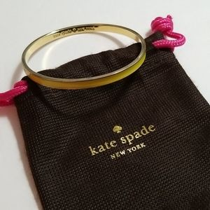 """Kate spade NY """"Pull out all the stops"""" Bracelet"""
